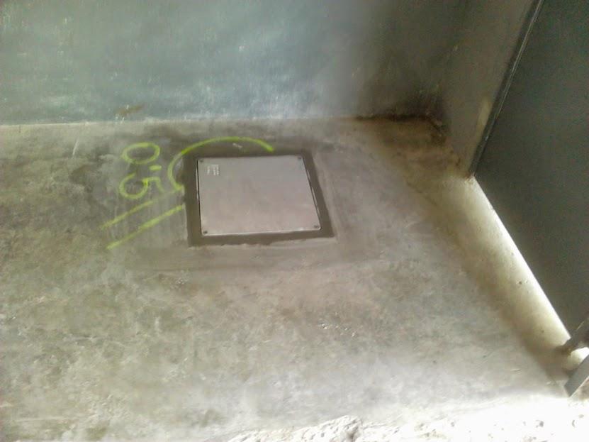 Treballs de paleteria i lampisteria en xarxes de sanejament