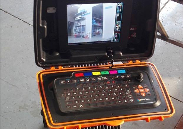 Càmeres TV no robotitzades
