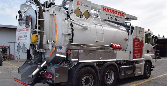 Neteja i transport de residus perillosos ADR