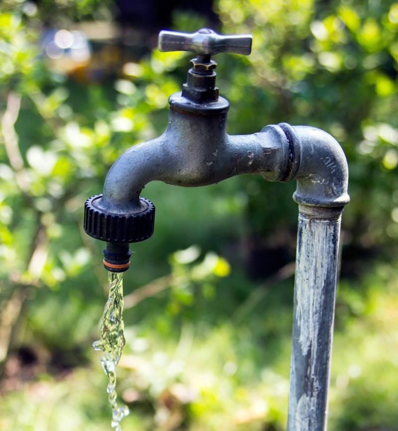 com es determina la qualitat de l'aigua