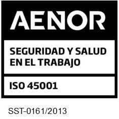 Sistema de Gestió, Seguretat i Salut en el Treball ISO 45001